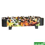 Weekend Настольный футбол «Mini S»  (81 x 46 x 18 см), интернет-магазин товаров для бильярда Play-billiard.ru. Фото 2