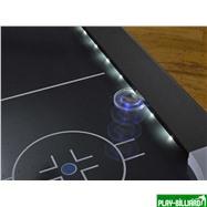 Atomic Аэрохоккей «Atomic Lumen-X Lazer» 6 ф (183 х 102 х 79 см, черный), интернет-магазин товаров для бильярда Play-billiard.ru. Фото 4