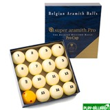 "Aramith Saluc Комплект шаров 68 мм ""Super Aramith Pro"", интернет-магазин товаров для бильярда Play-billiard.ru"