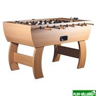 Weekend Настольный футбол (кикер) «Royal» (144x73x86 см, светлый), интернет-магазин товаров для бильярда Play-billiard.ru. Фото 1