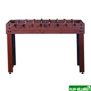 Настольный футбол (кикер) «Standart» (122x61x78.7 см, коричневый), интернет-магазин товаров для бильярда Play-billiard.ru. Фото 3