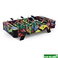 Weekend Настольный футбол (кикер) «Derby» (96x52x23см, цветной), интернет-магазин товаров для бильярда Play-billiard.ru. Фото 1
