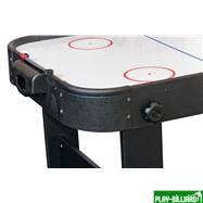 Аэрохоккей «Jersey» 4 ф (122 х 60 х 76,5 см, черный, складной), интернет-магазин товаров для бильярда Play-billiard.ru. Фото 5
