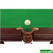 Weekend Бильярдный стол для снукера «Dynamic Prince» 12 ф (махагон), интернет-магазин товаров для бильярда Play-billiard.ru. Фото 3