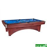Weekend Бильярдный стол для пула «Dynamic III» 8 ф (коричневый), интернет-магазин товаров для бильярда Play-billiard.ru