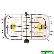 Настольный хоккей «Юниор» (96 x 51 x 16 см, цветной, электронное табло), интернет-магазин товаров для бильярда Play-billiard.ru. Фото 4