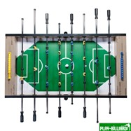Weekend Настольный футбол «Champion Pro» (140х74х86, сельский дуб), интернет-магазин товаров для бильярда Play-billiard.ru. Фото 2
