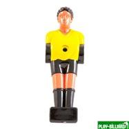 DBO Футболист «Amsterdam» (желтый), интернет-магазин товаров для бильярда Play-billiard.ru