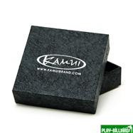 Kamui Наклейка для кия «Kamui Clear Black» (M) 13 мм, интернет-магазин товаров для бильярда Play-billiard.ru. Фото 3