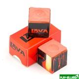Weekend Мел «Lava» (2 шт) красный, интернет-магазин товаров для бильярда Play-billiard.ru