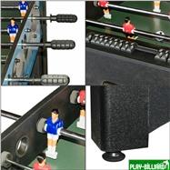Weekend Настольный футбол (кикер) «Dybior Turin» (120x61x84, синий), интернет-магазин товаров для бильярда Play-billiard.ru. Фото 6