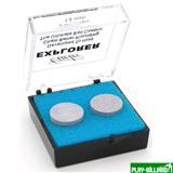 Cuetec Наклейка для кия «Cuetec Explorer, KL2» (М) 14 мм (2 шт), интернет-магазин товаров для бильярда Play-billiard.ru