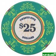 Набор для покера Luxury Ceramic на 300 фишек, интернет-магазин товаров для бильярда Play-billiard.ru. Фото 3