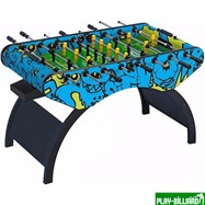 Weekend Настольный футбол (кикер) «Cosmos» (140x74x86 см, цветной), интернет-магазин товаров для бильярда Play-billiard.ru. Фото 1