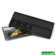 Mezz Cues Инструмент для обработки наклейки «Mezz Cue Magic CMT-K» (черный), интернет-магазин товаров для бильярда Play-billiard.ru. Фото 1