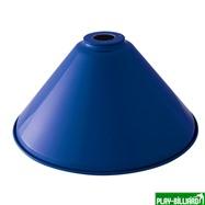 Weekend Плафон «Blue Light» (синий D35см), интернет-магазин товаров для бильярда Play-billiard.ru. Фото 1