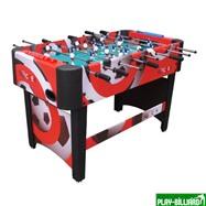Настольный футбол (кикер) «Torino» (120 x 61 x 78 см, цветной), интернет-магазин товаров для бильярда Play-billiard.ru