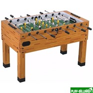 Weekend Настольный футбол (кикер) «Champion» (140х74х86 см, светлый), интернет-магазин товаров для бильярда Play-billiard.ru