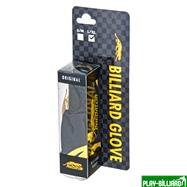 Predator Перчатка бильярдная «Predator Limited Edition» (черно-желтая) S&M, интернет-магазин товаров для бильярда Play-billiard.ru. Фото 2