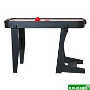 Weekend Аэрохоккей «Jersey» 4 ф (122 х 60 х 76,5 см, черный, складной), интернет-магазин товаров для бильярда Play-billiard.ru. Фото 3