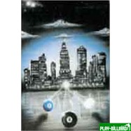 "Постер ""Night at the Parlor"", интернет-магазин товаров для бильярда Play-billiard.ru"