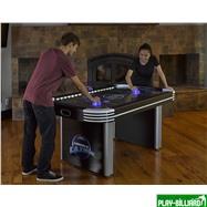 Atomic Аэрохоккей «Atomic Lumen-X Lazer» 6 ф (183 х 102 х 79 см, черный), интернет-магазин товаров для бильярда Play-billiard.ru. Фото 2