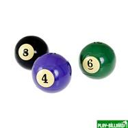 Weekend Зажигалка «Billiard Ball 1-15» (1 шт), интернет-магазин товаров для бильярда Play-billiard.ru. Фото 2