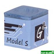 G2 Мел «G2 Japan Model S» синий, интернет-магазин товаров для бильярда Play-billiard.ru. Фото 1