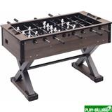 Weekend Настольный футбол (кикер) «Tournament Pro» (146 x 78 x 90 см, коричневый), интернет-магазин товаров для бильярда Play-billiard.ru
