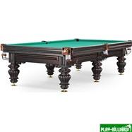 Weekend Бильярдный стол для русского бильярда «Turin» 10 ф (черный орех), интернет-магазин товаров для бильярда Play-billiard.ru