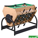 Weekend Игровой стол «Mini 3-in-1» (футбол, аэрохоккей, бильярд), интернет-магазин товаров для бильярда Play-billiard.ru