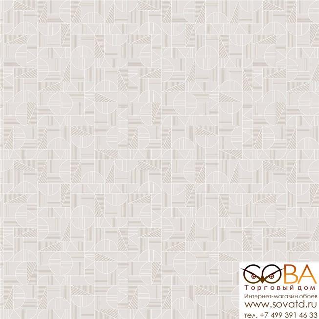 Обои Milassa Geometrica GM3-001 купить по лучшей цене в интернет магазине стильных обоев Сова ТД. Доставка по Москве, МО и всей России