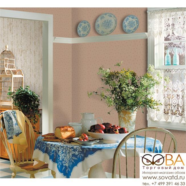 Обои Seabrook VI41019 Marrakesh купить по лучшей цене в интернет магазине стильных обоев Сова ТД. Доставка по Москве, МО и всей России