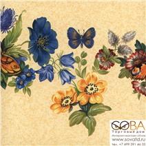 Бордюр Limonta Gardena 11504 купить по лучшей цене в интернет магазине стильных обоев Сова ТД. Доставка по Москве, МО и всей России