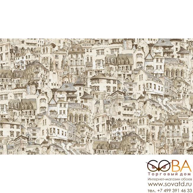 60097-02 Обои Erismann Trend 3 купить по лучшей цене в интернет магазине стильных обоев Сова ТД. Доставка по Москве, МО и всей России