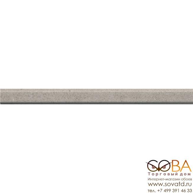 Карандаш Безана  серый обрезной PFH002R 25х2 купить по лучшей цене в интернет магазине стильных обоев Сова ТД. Доставка по Москве, МО и всей России