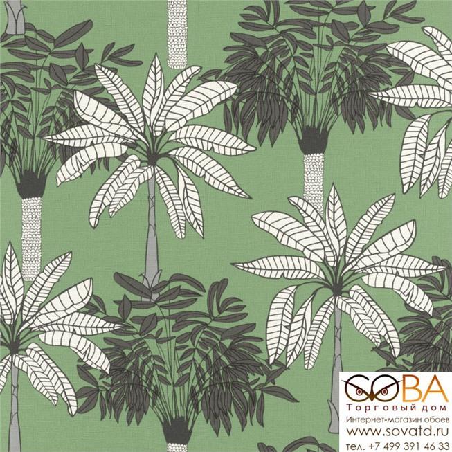 Обои Rasch Club Botanique 537833 купить по лучшей цене в интернет магазине стильных обоев Сова ТД. Доставка по Москве, МО и всей России