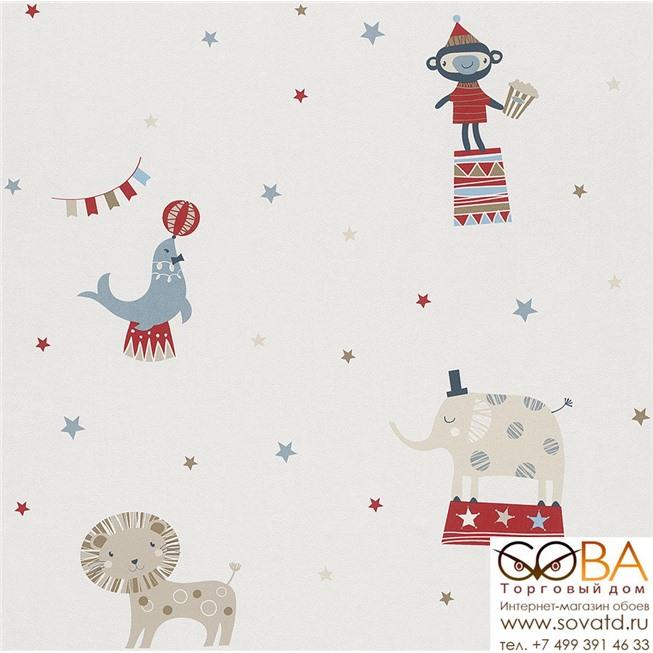 Обои Rasch 245028 купить по лучшей цене в интернет магазине стильных обоев Сова ТД. Доставка по Москве, МО и всей России