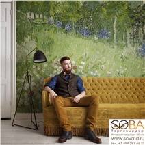 Панно BN 30547 Van Gogh купить по лучшей цене в интернет магазине стильных обоев Сова ТД. Доставка по Москве, МО и всей России