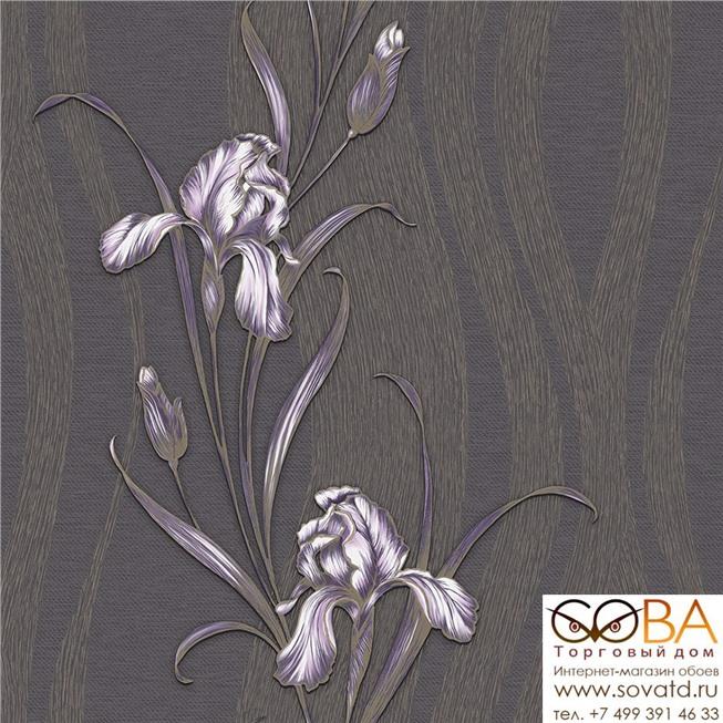 Обои Erismann 4566-6 Olivia купить по лучшей цене в интернет магазине стильных обоев Сова ТД. Доставка по Москве, МО и всей России