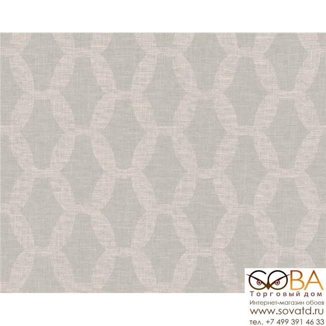 Обои A.S. Creation Linen Style 36638-3 купить по лучшей цене в интернет магазине стильных обоев Сова ТД. Доставка по Москве, МО и всей России