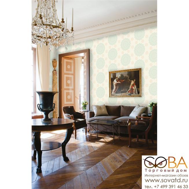 Обои Seabrook SO51804 Arabesque купить по лучшей цене в интернет магазине стильных обоев Сова ТД. Доставка по Москве, МО и всей России