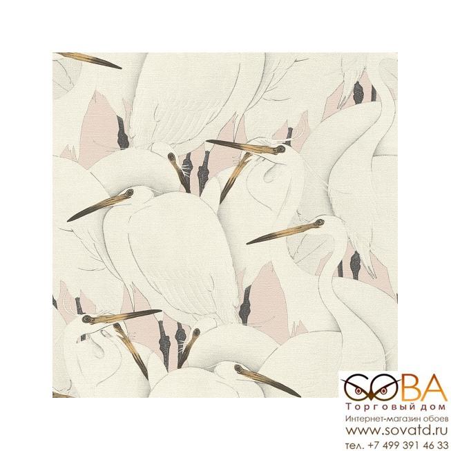 Обои RASCH Kimono 409536 купить по лучшей цене в интернет магазине стильных обоев Сова ТД. Доставка по Москве, МО и всей России