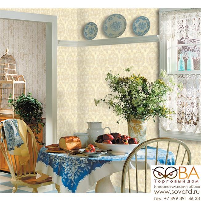 Обои Seabrook BE71209 Bella купить по лучшей цене в интернет магазине стильных обоев Сова ТД. Доставка по Москве, МО и всей России