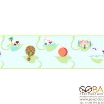 Бордюр Limonta 98414 Play купить по лучшей цене в интернет магазине стильных обоев Сова ТД. Доставка по Москве, МО и всей России