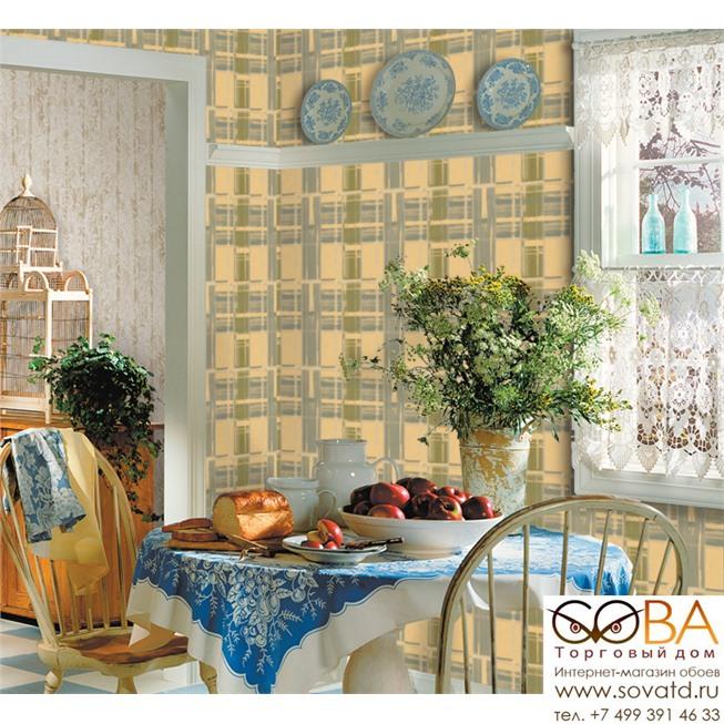Обои Seabrook LW41704 Living With Art купить по лучшей цене в интернет магазине стильных обоев Сова ТД. Доставка по Москве, МО и всей России