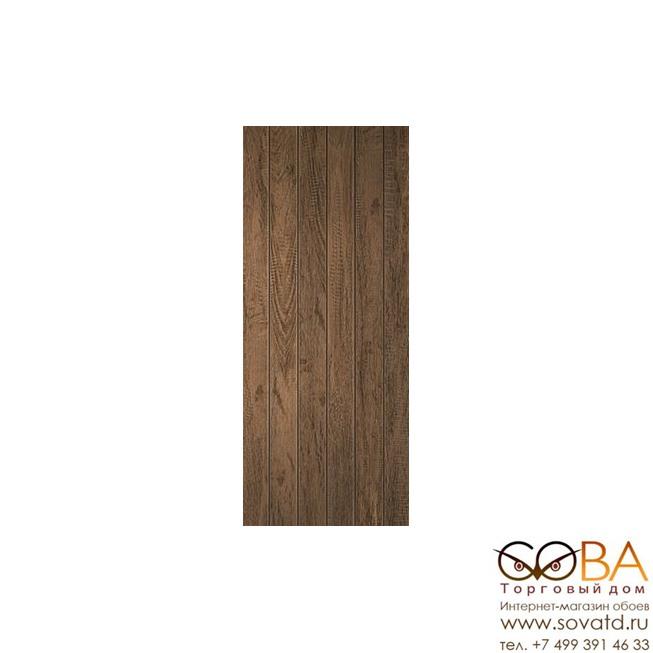 Плитка Creto  Effetto Wood Brown 04 25х60 купить по лучшей цене в интернет магазине стильных обоев Сова ТД. Доставка по Москве, МО и всей России