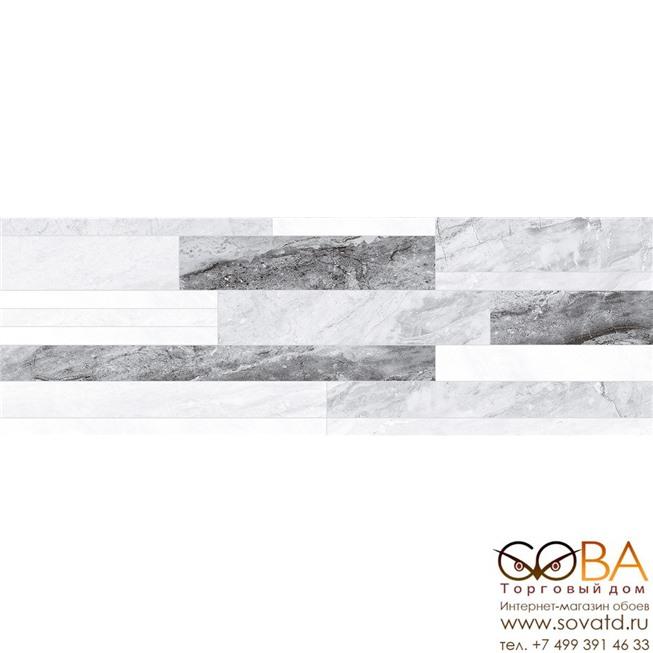 Плитка Royal  настенная микс серый 60086 20х60 купить по лучшей цене в интернет магазине стильных обоев Сова ТД. Доставка по Москве, МО и всей России