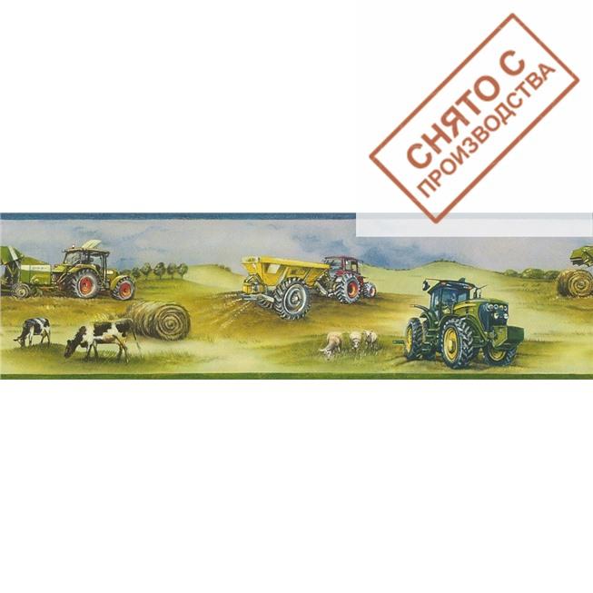 Бордюр Rasch 293302 купить по лучшей цене в интернет магазине стильных обоев Сова ТД. Доставка по Москве, МО и всей России