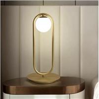 Настольная лампа шар